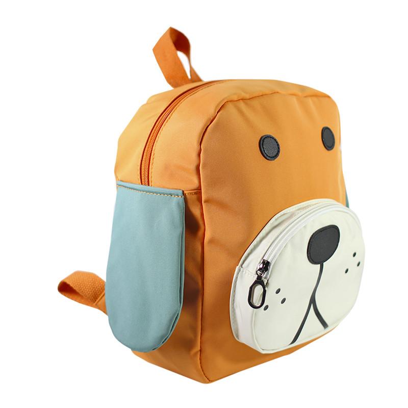 Дитячий рюкзак Lesko 689hy Orange Puppy 20-35L шкільна сумка