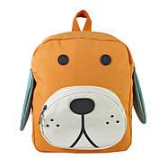 Дитячий рюкзак Lesko 689hy Orange Puppy 20-35L шкільна сумка, фото 2