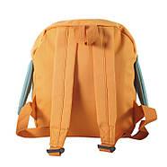 Дитячий рюкзак Lesko 689hy Orange Puppy 20-35L шкільна сумка, фото 3