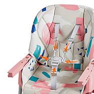 Детский стульчик для кормления Bestbaby BS-330 Barlow Powder, фото 4