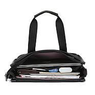 Мужская сумка на одно плечо Dxyizu 343 Black, фото 5