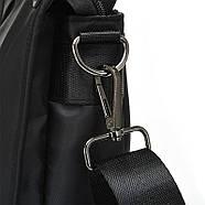 Мужская сумка на одно плечо Dxyizu 343 Black, фото 6