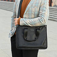 Мужская сумка на одно плечо Dxyizu 343 Black, фото 7