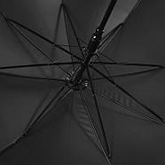 Детский зонт-трость Lesko QY2011301 полуавтомат Blue Horse, фото 5