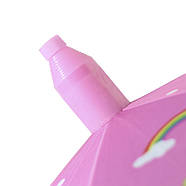 Детский зонт-трость Lesko QY2011301 полуавтомат Giraffe, фото 3