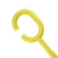 Детский зонт наоборот обратного сложения Up-Brella Frog-Yellow, фото 5