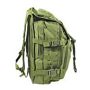 Рюкзак тактический 36L AOKALI Outdoor A18 Green, фото 2