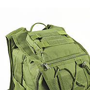 Рюкзак тактический 36L AOKALI Outdoor A18 Green, фото 4