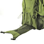 Рюкзак тактичний AOKALI Y003 Green 35L, фото 3