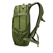 Рюкзак тактичний AOKALI Y003 Green 35L, фото 4