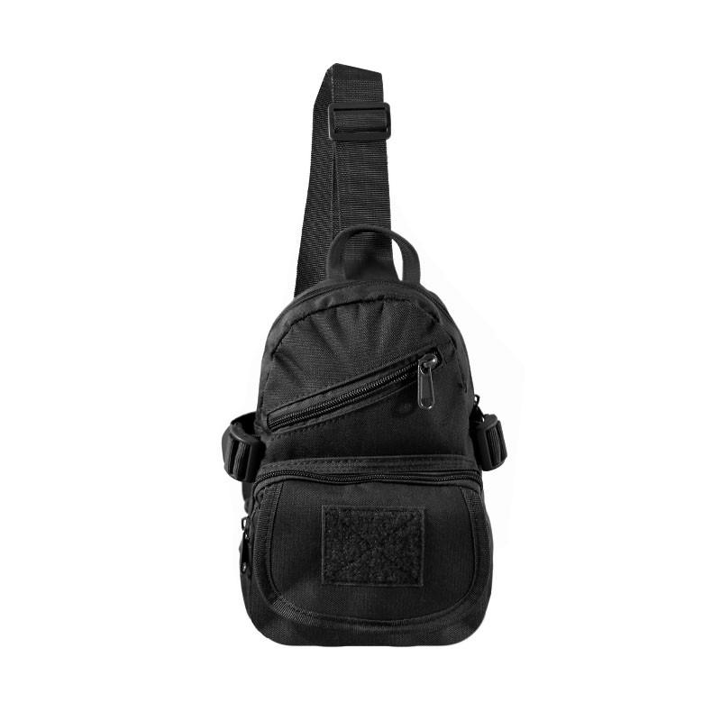 Рюкзак тактический на одно плечо AOKALI Outdoor A31 Black