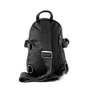 Рюкзак тактический на одно плечо AOKALI Outdoor A31 Black, фото 3
