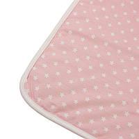 Матрас для вигвама Lesko D002 Звезды Pink