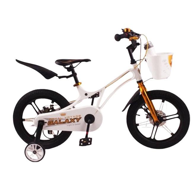 """Велосипед Royal Voyage Galaxy 16"""" Білий (n-1171)"""
