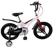 """Детский велосипед Crosser Magnesium 16"""" Белый (n-1163), фото 2"""