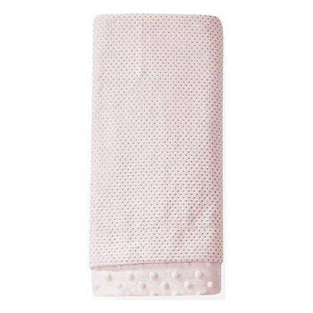 Дитяче ковдру Interbaby Blanket Printed рожеве 110x80 00890-02