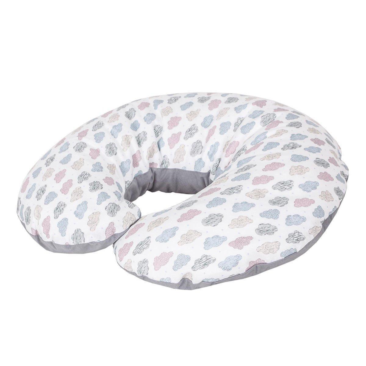 Подушка для годування Ceba Baby Physio Mini Хмари 180x30 W-702-700-528