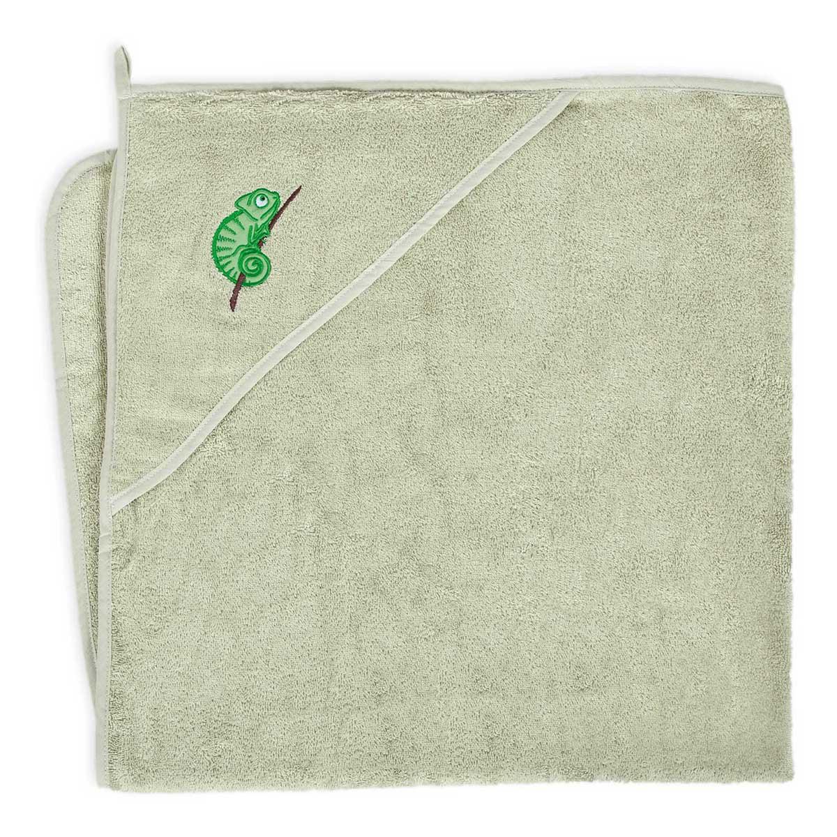 Рушник Ceba Baby Tencel Line Chameleon 100x100 см