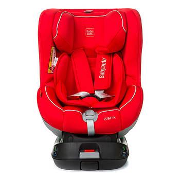 Автокрісло Babyauto Ruccko Plus Red