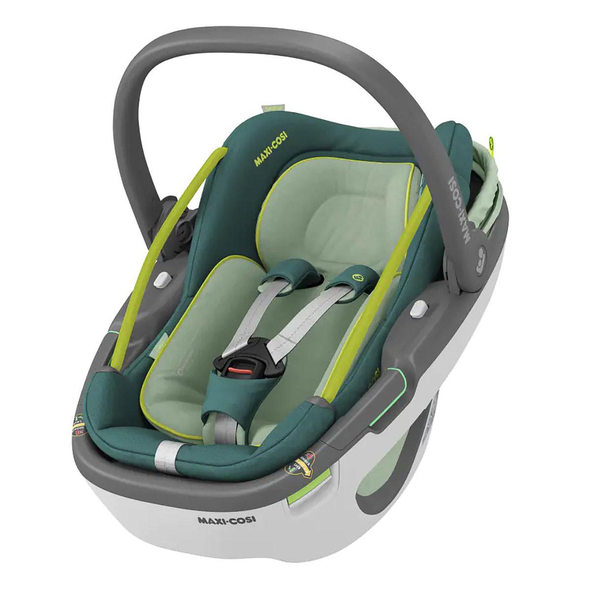 Автокресло Maxi-Cosi Coral 360 Neo Green 8559193110