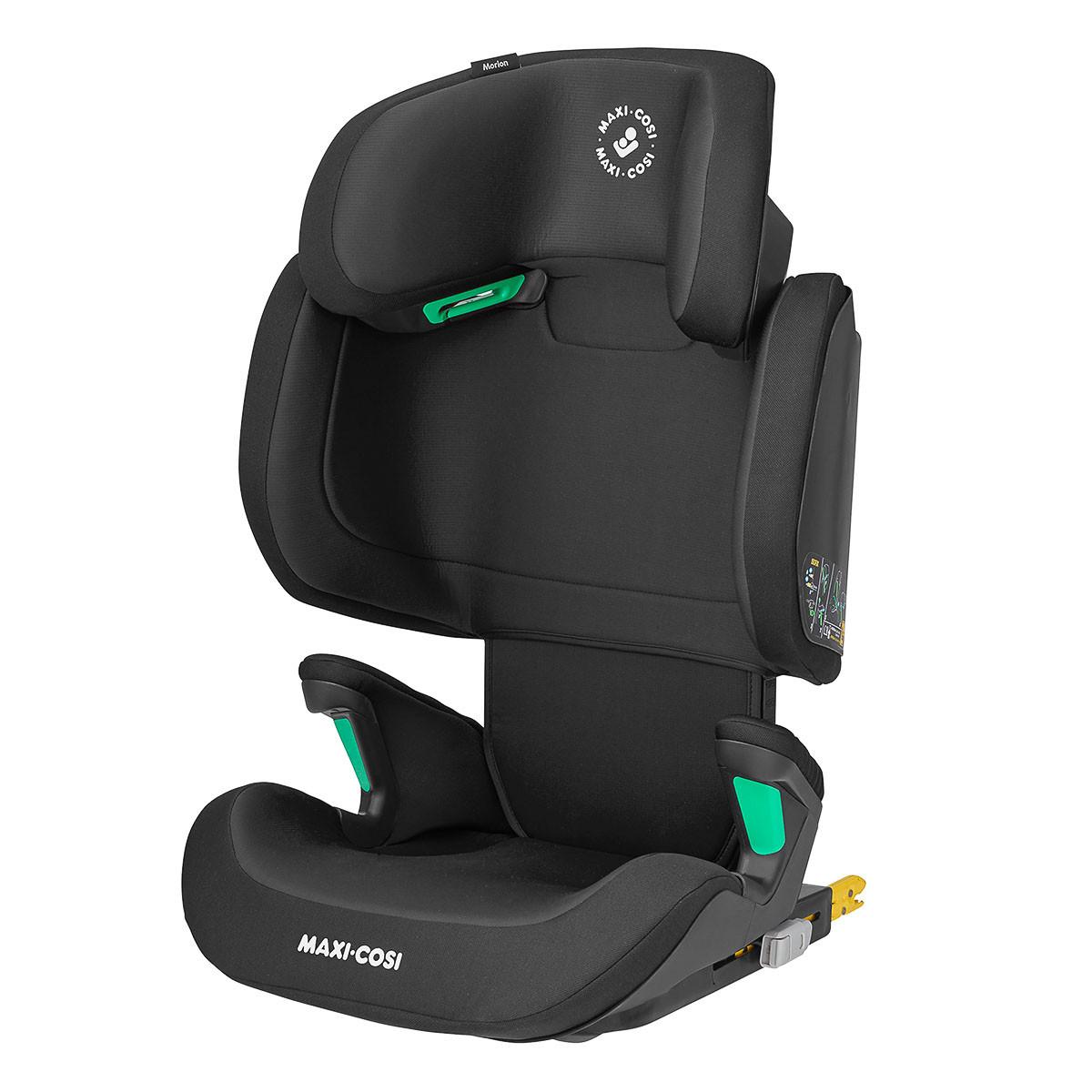 Автокресло Maxi-Cosi Morion i-Size 2-3 Basic Black 8742870110