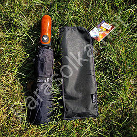 Зонт мужской с ручкой крюк Calm Rain арт.357