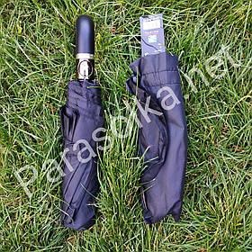 Зонт мужской с кожанной ручкой Star Rain арт.303D
