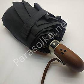 Зонт мужской Серебряный дождь с круглой ручкой арт.04F