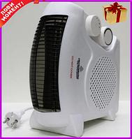 Тепловентилятор дуйка, портативный обогреватель дуйчик, тепловентиляторы Crownberg CB-7748