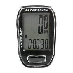 Велокомпьютер проводной Kross KRC 307, 7 функций