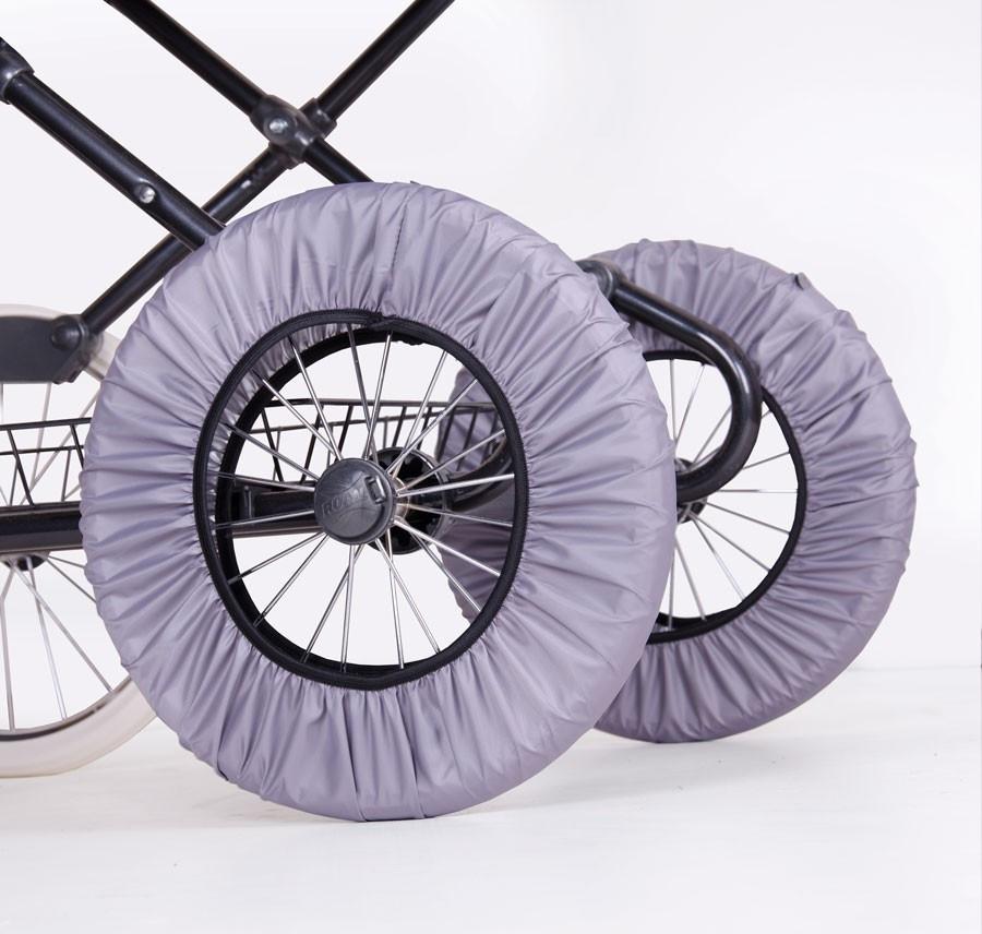 Чехлы для колес коляски 0340, Baby Breeze