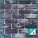 Самоклеюча вінілова плитка для підлоги і стін ПВХ матова 600х600х1,5мм, ціна за 1 шт. СВП-202-М, фото 2