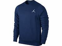 Спортивний костюм Джордан, чоловічий костюм Jordan, синій, трикотажний