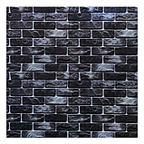 Самоклеюча вінілова плитка для підлоги і стін ПВХ матова 600х600х1,5мм, ціна за 1 шт. СВП-202-М, фото 5