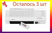 Тепловентилятор настенный 2000Вт Domotec MS-5961, обогреватель для дома и офиса