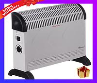 Обогреватель конвектор электрический, обогреватели для дома, экономичный мощный тепловентилятор 2000 Вт