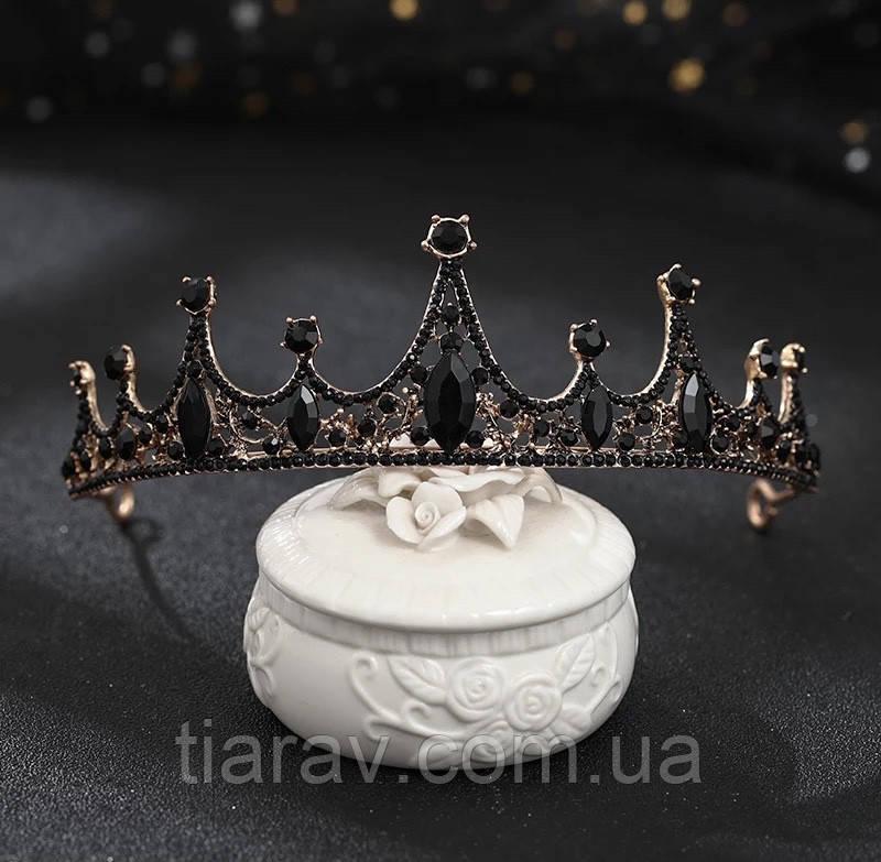 Диадема в стиле Dolce&Gabbana, тиара вечерняя, украшения для волос