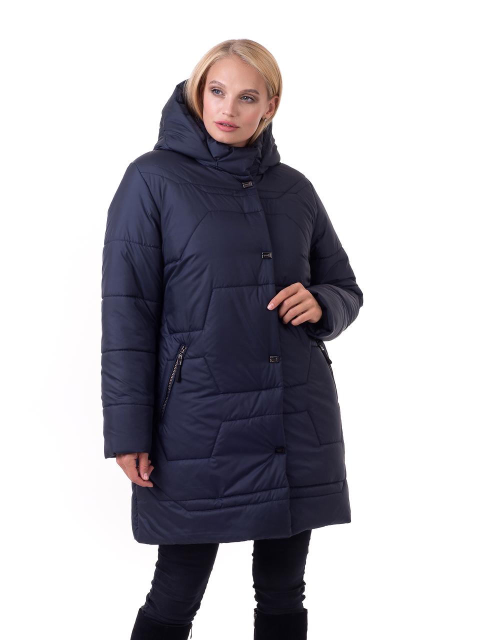 Зимова куртка від виробника Україна без хутра