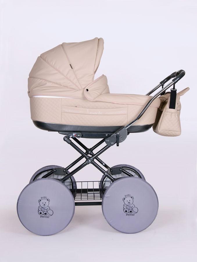 Чехлы для колес коляски 0342, Baby Breeze