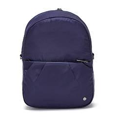 """Жіночий рюкзак """"антизлодій"""" Citysafe CX Convertible Backpack, 6 ступенів захисту (темно-синій)"""