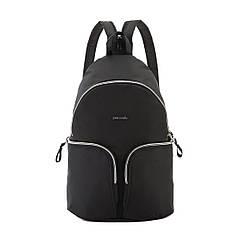 """Жіночий рюкзак """"антизлодій"""" Stylesafe, 6 ступенів захисту (чорний)"""