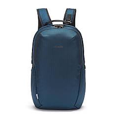 """Рюкзак, формат Midi, """"антизлодій"""" Vibe 25, відновлений нейлон ECONYL (синій)"""