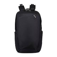 """Рюкзак, формат Midi, """"антизлодій"""" Vibe 25, 5 ступенів захисту (насичений чорний, 48 х 28 х 19 см)"""
