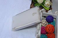 Чехол накладка Nokia X2 Dual Sim 4.3 дюймовый прозрачный