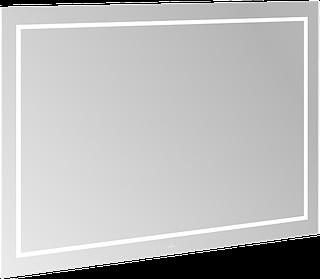 VILLEROY & BOCH FINION дзеркало 120*75*4,5 см, з підсвічуванням, системою Bluetooth, з підігрівом