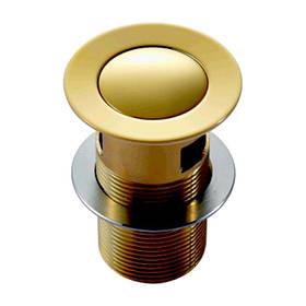 IMPRESE донний Клапан Pop-up, золото
