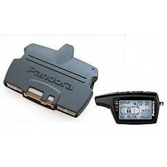 Охранная система в машину Pandora DX 40S