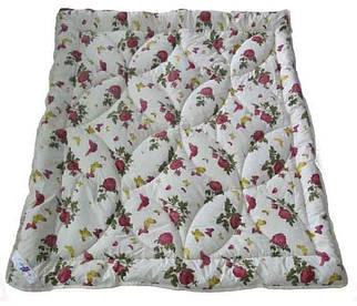 Одеяло летнее холлофайбер одинарное (Поликоттон) Двуспальное 180х210 51173