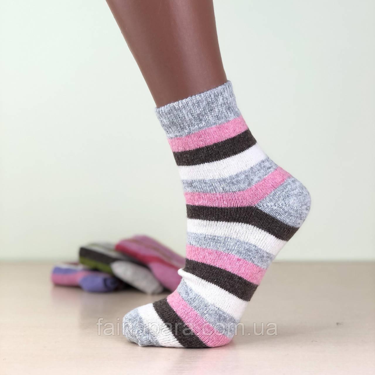 Жіночі шкарпетки з овечої вовни середньої довжини Kardesler Туреччина