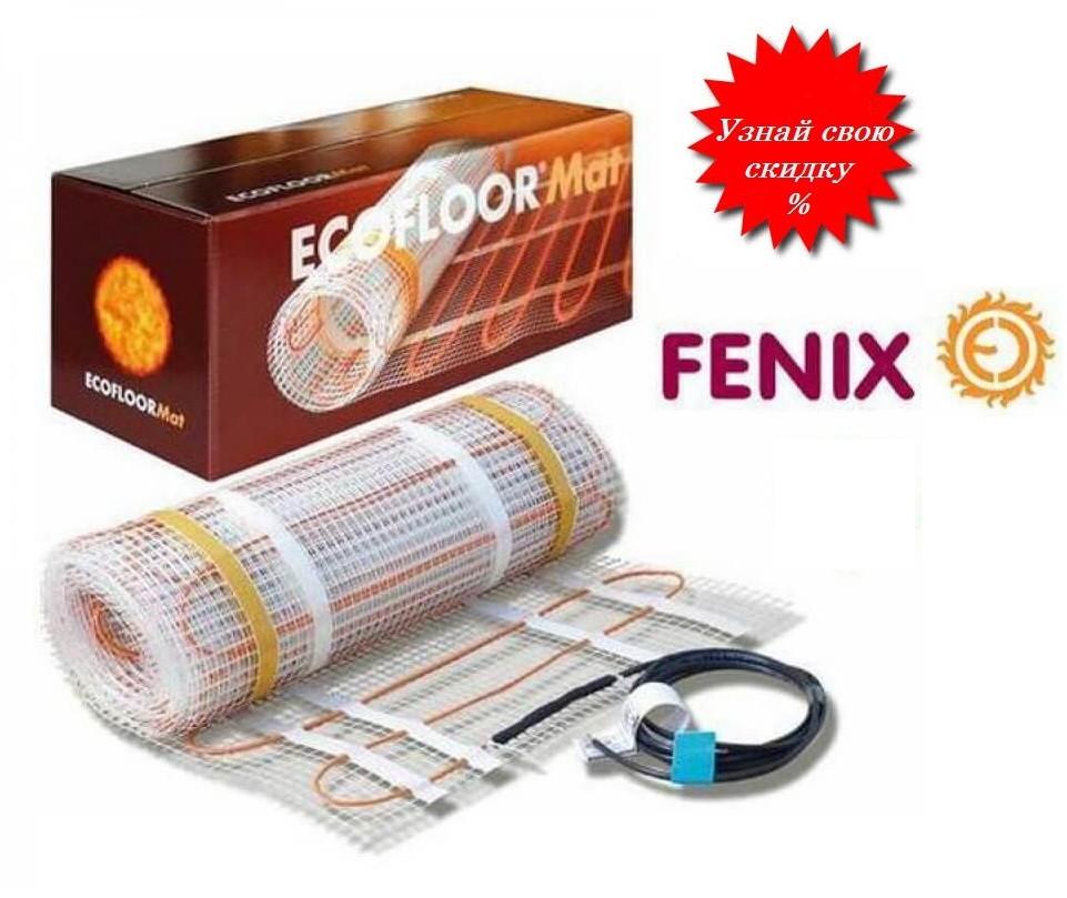 Тепла підлога - Мат нагрівальний Fenix LDTS М 160 Вт/м2 - 10,0 м2 1600 Вт (Чехія)